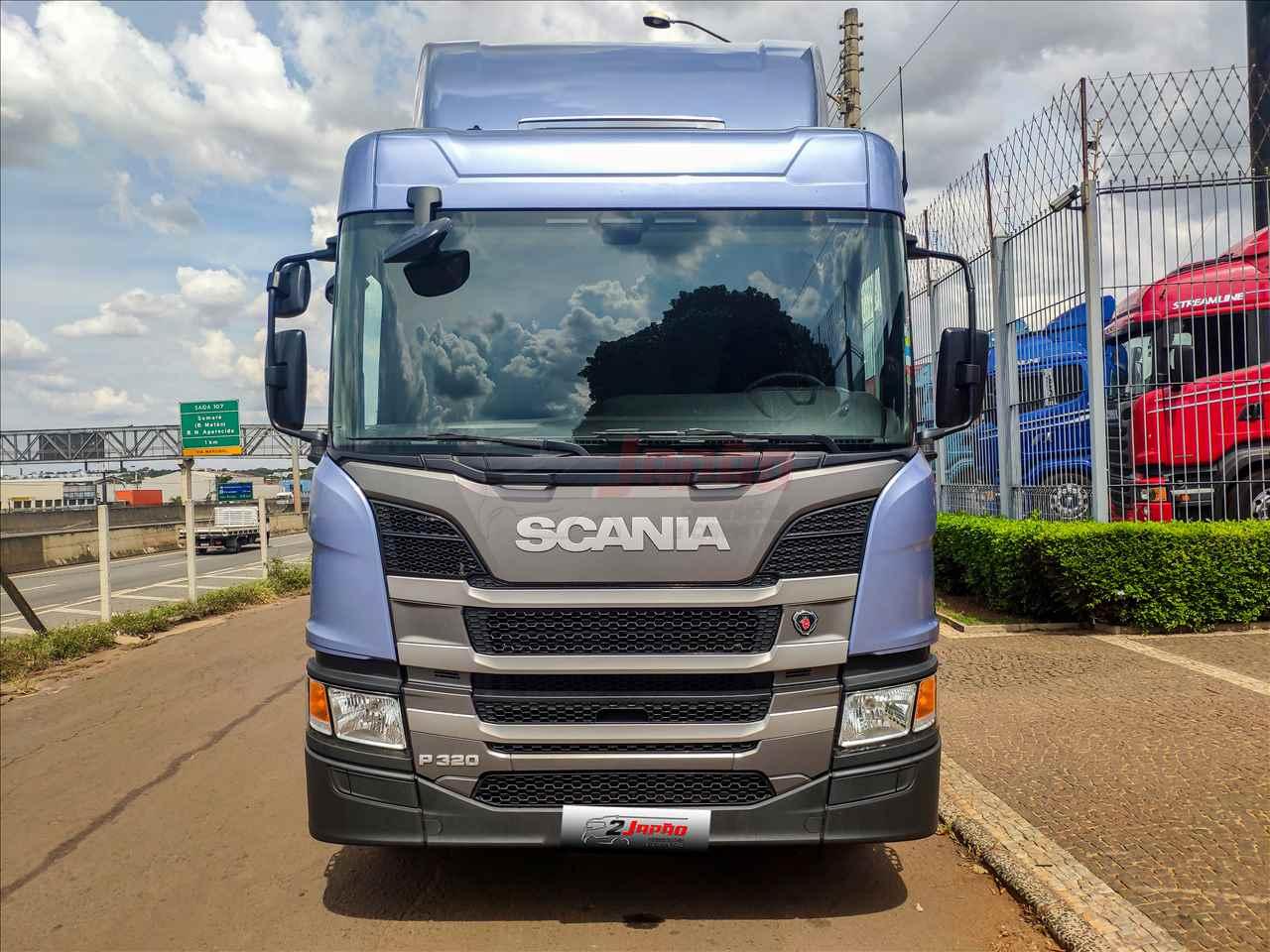 SCANIA SCANIA 320 89000km 2019/2019 2 Japão Caminhões e Carretas