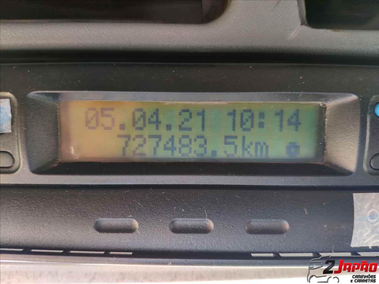 MERCEDES-BENZ MB 2644 727000km 2008/2009 2 Japão Caminhões e Carretas