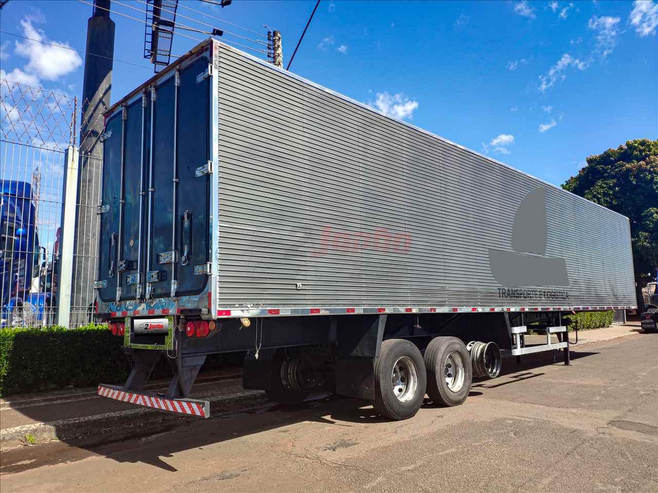 SEMI-REBOQUE FRIGORIFICO  2012/2012 2 Japão Caminhões e Carretas
