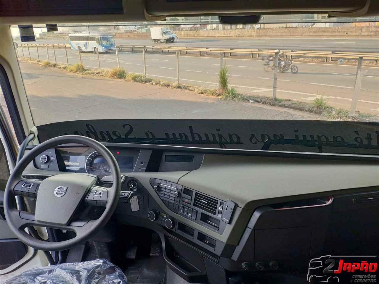 VOLVO VOLVO FH 460 140000km 2019/2020 2 Japão Caminhões e Carretas