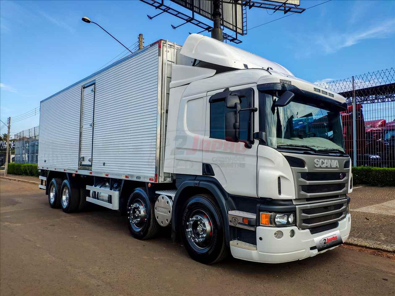 CAMINHAO SCANIA SCANIA 310 Baú Frigorífico BiTruck 8x2 2 Japão Caminhões e Carretas SUMARE SÃO PAULO SP