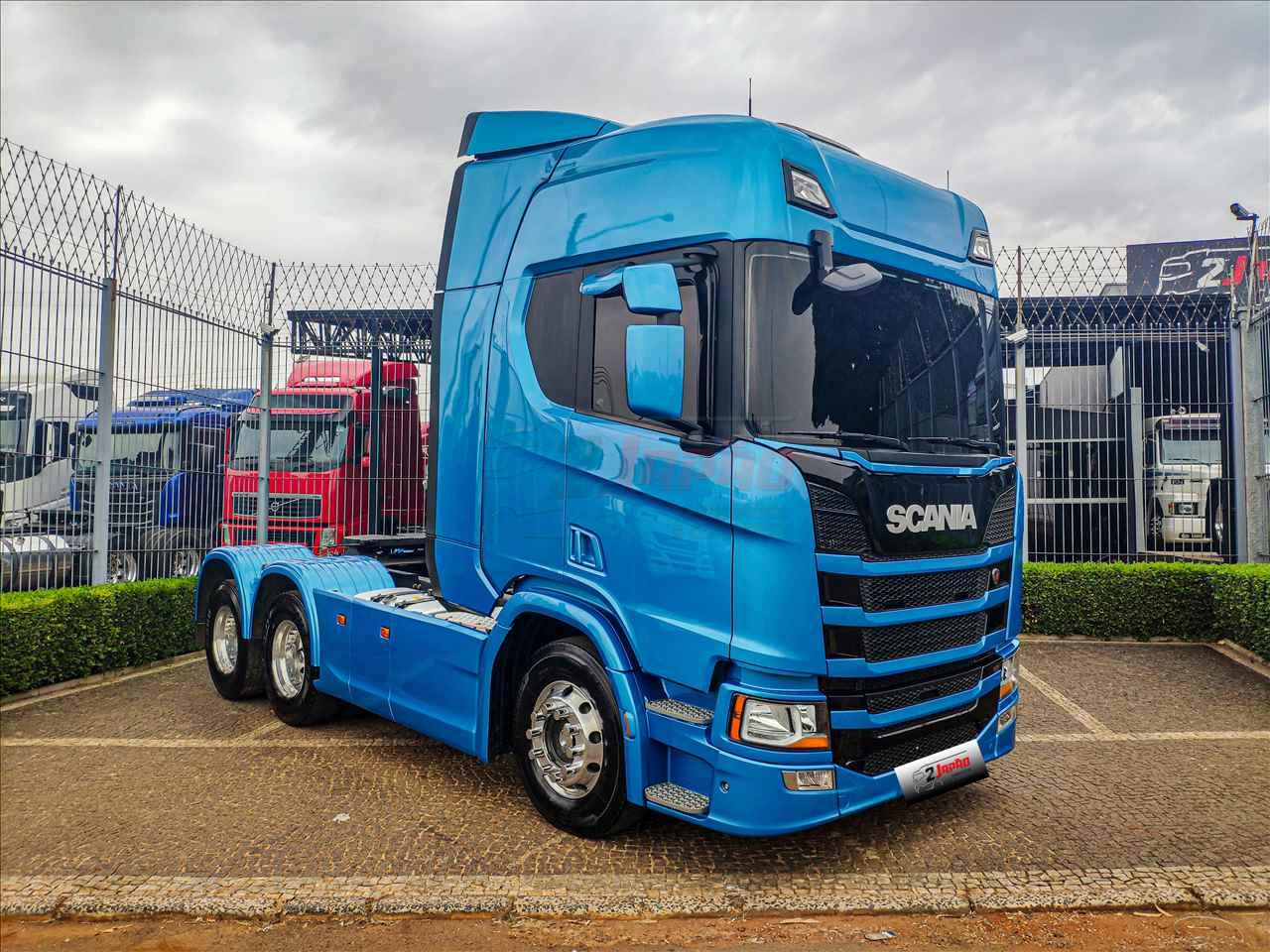 SCANIA 450 de 2 Japão Caminhões e Carretas - SUMARE/SP