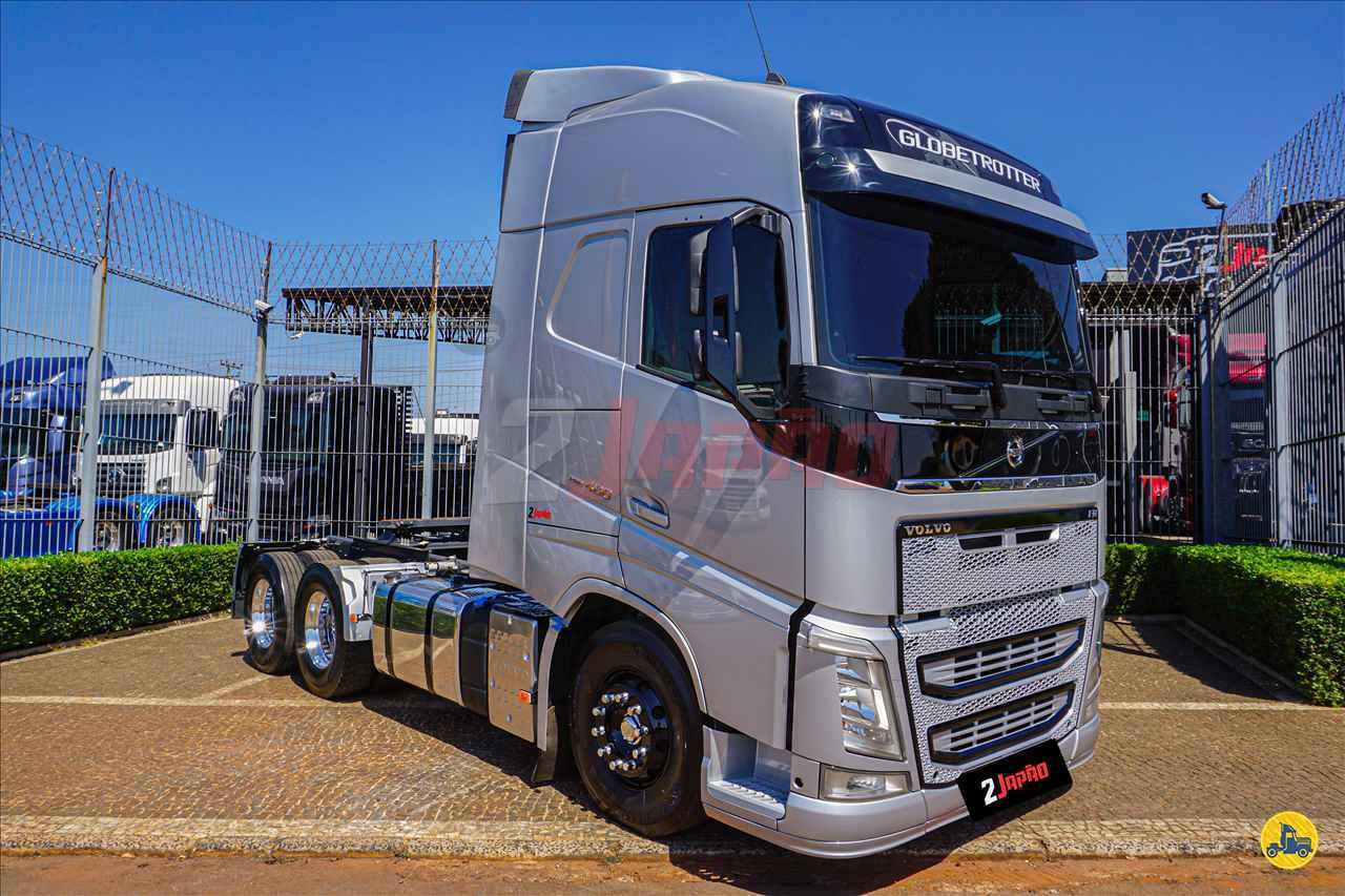 CAMINHAO VOLVO VOLVO FH 460 Cavalo Mecânico Truck 6x2 2 Japão Caminhões e Carretas SUMARE SÃO PAULO SP