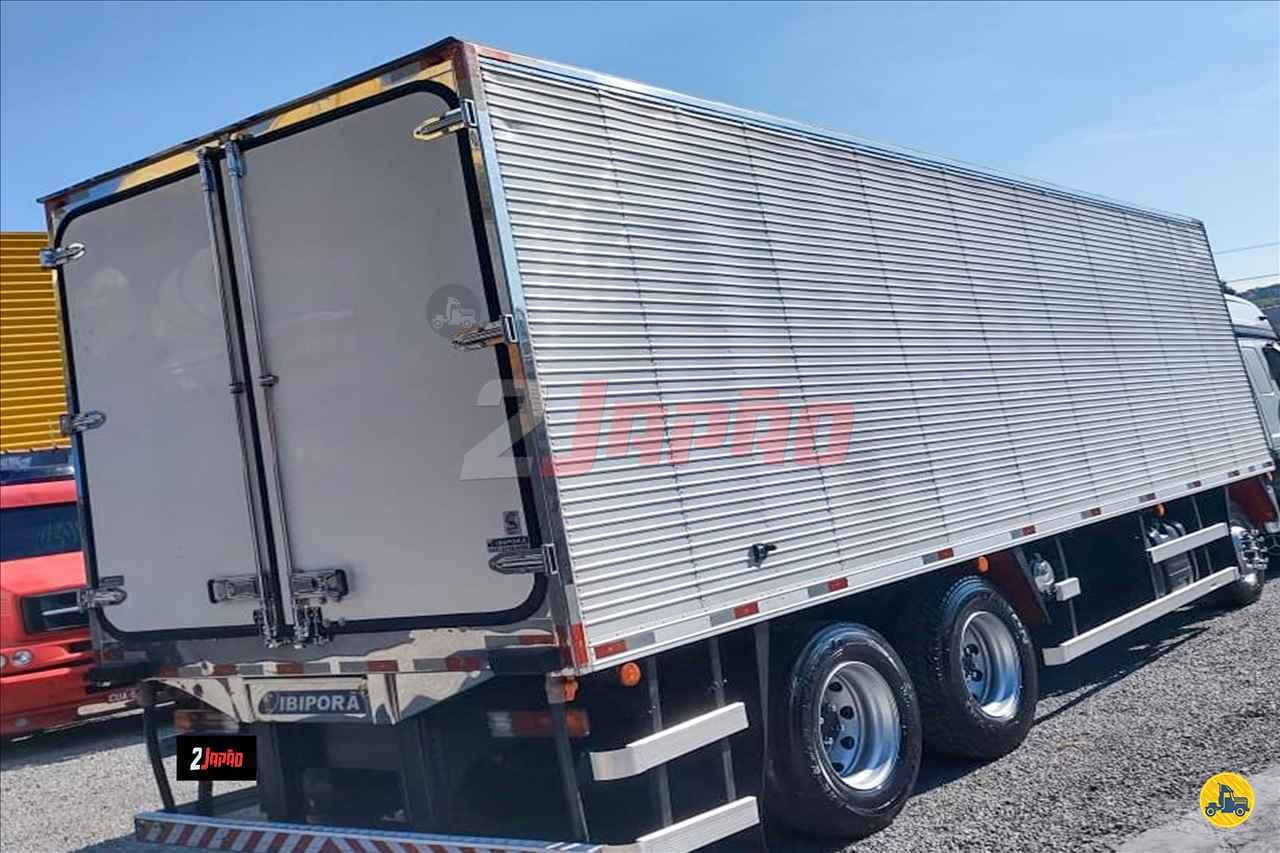 CARROCERIA SOBRE CHASSI  BITRUCK BAU FRIGORIFICO 2 Japão Caminhões e Carretas SUMARE SÃO PAULO SP
