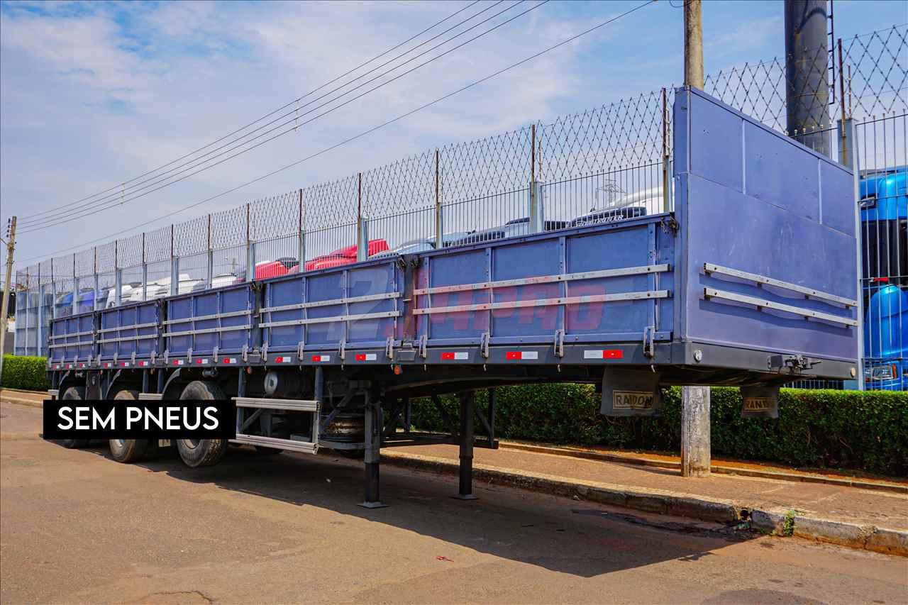CARRETA SEMI-REBOQUE CARGA SECA 2 Japão Caminhões e Carretas SUMARE SÃO PAULO SP