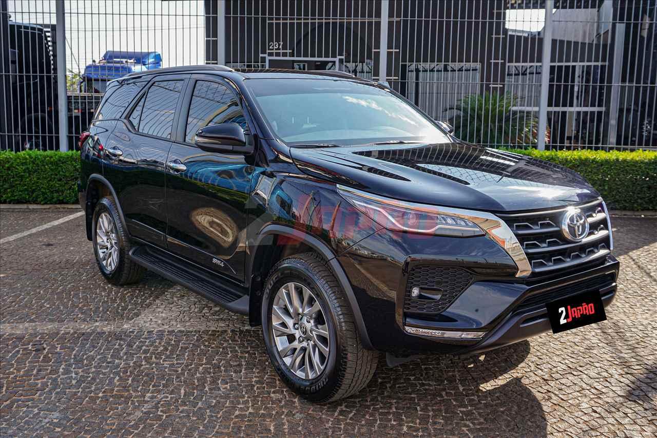 CARRO TOYOTA Hilux SW4 2.7 SRV 2 Japão Caminhões e Carretas SUMARE SÃO PAULO SP