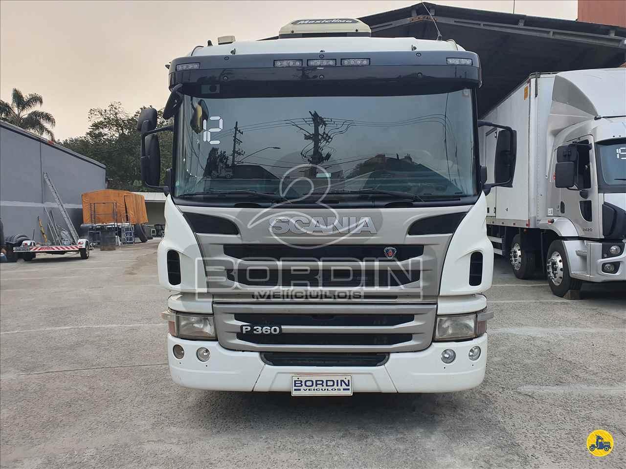 CAMINHAO SCANIA SCANIA P360 Cavalo Mecânico Truck 6x2 Bordin Veículos SAO BERNARDO DO CAMPO SÃO PAULO SP