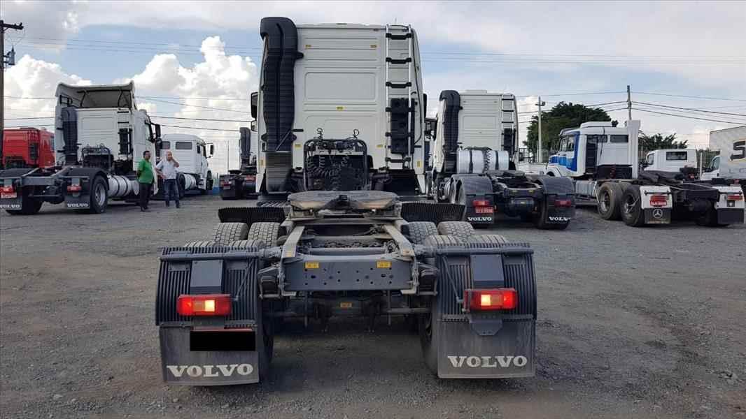 VOLVO VOLVO FH 460 338836km 2014/2014 Rebocks