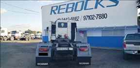 SCANIA SCANIA 113 320 366964km 1997/1997 Rebocks