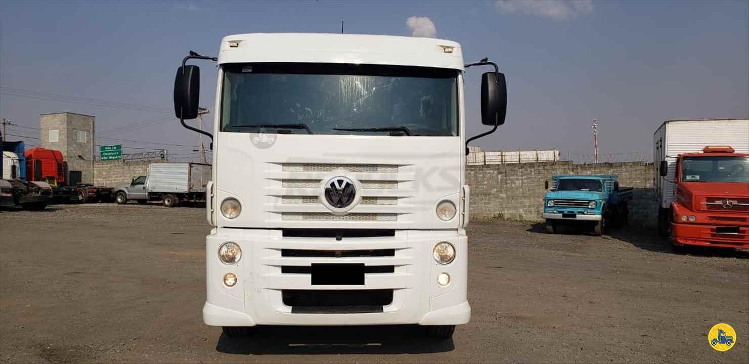 CAMINHAO VOLKSWAGEN VW 25320 Chassis Truck 6x2 Rebocks LIMEIRA SÃO PAULO SP
