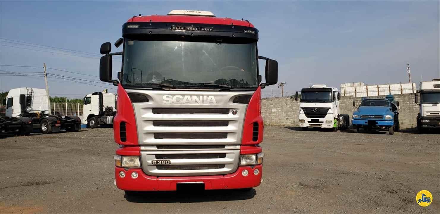 CAMINHAO SCANIA SCANIA 380 Cavalo Mecânico Truck 6x2 Rebocks LIMEIRA SÃO PAULO SP