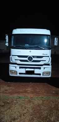 MERCEDES-BENZ MB 3344 759830km 2012/2012 Rebocks