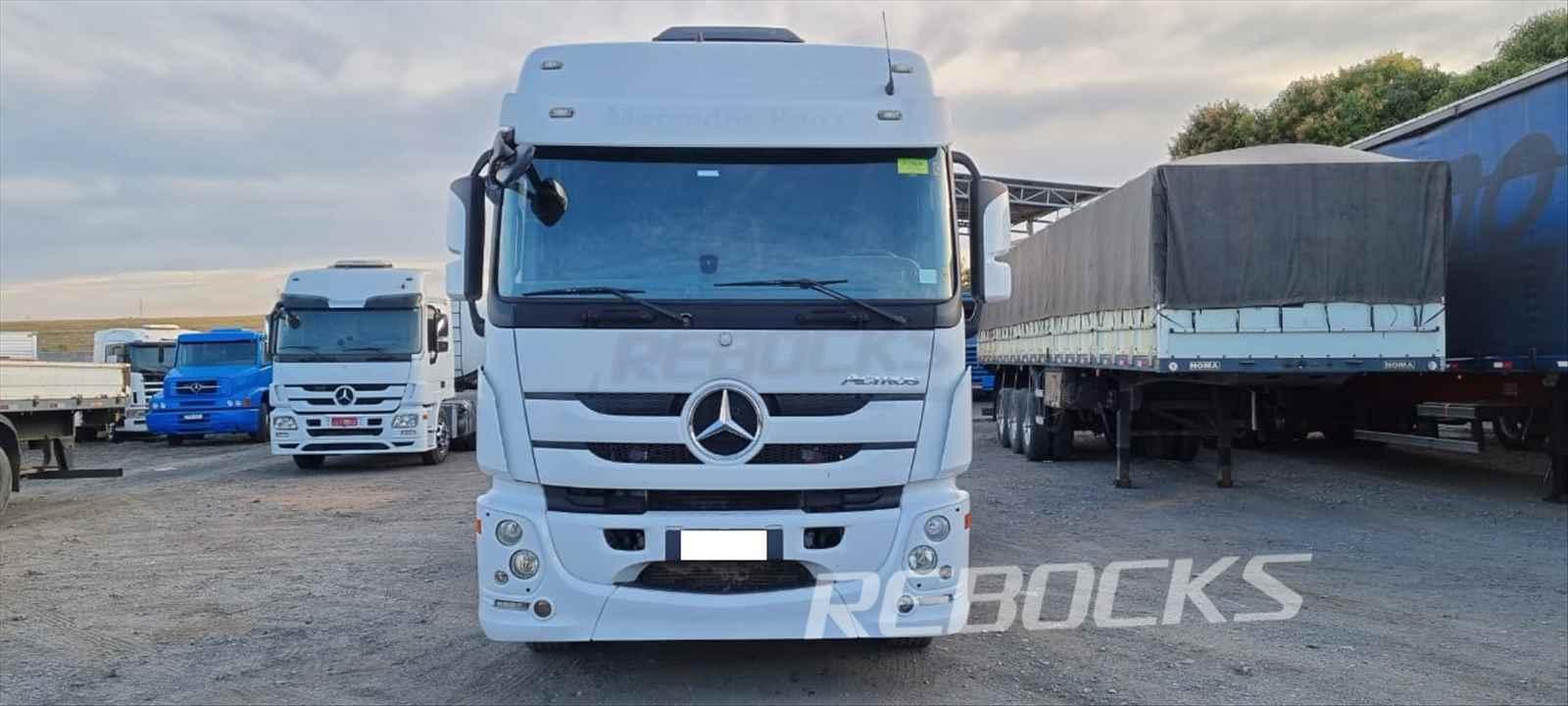 CAMINHAO MERCEDES-BENZ MB 2546 Cavalo Mecânico Truck 6x2 Rebocks LIMEIRA SÃO PAULO SP