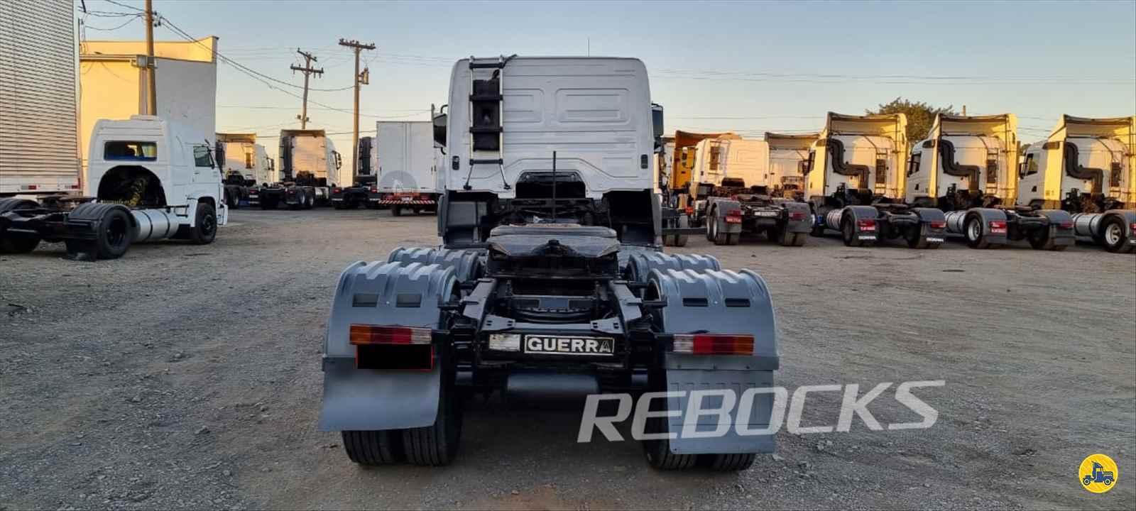 CAMINHAO MERCEDES-BENZ MB 2035 Cavalo Mecânico Truck 6x2 Rebocks LIMEIRA SÃO PAULO SP