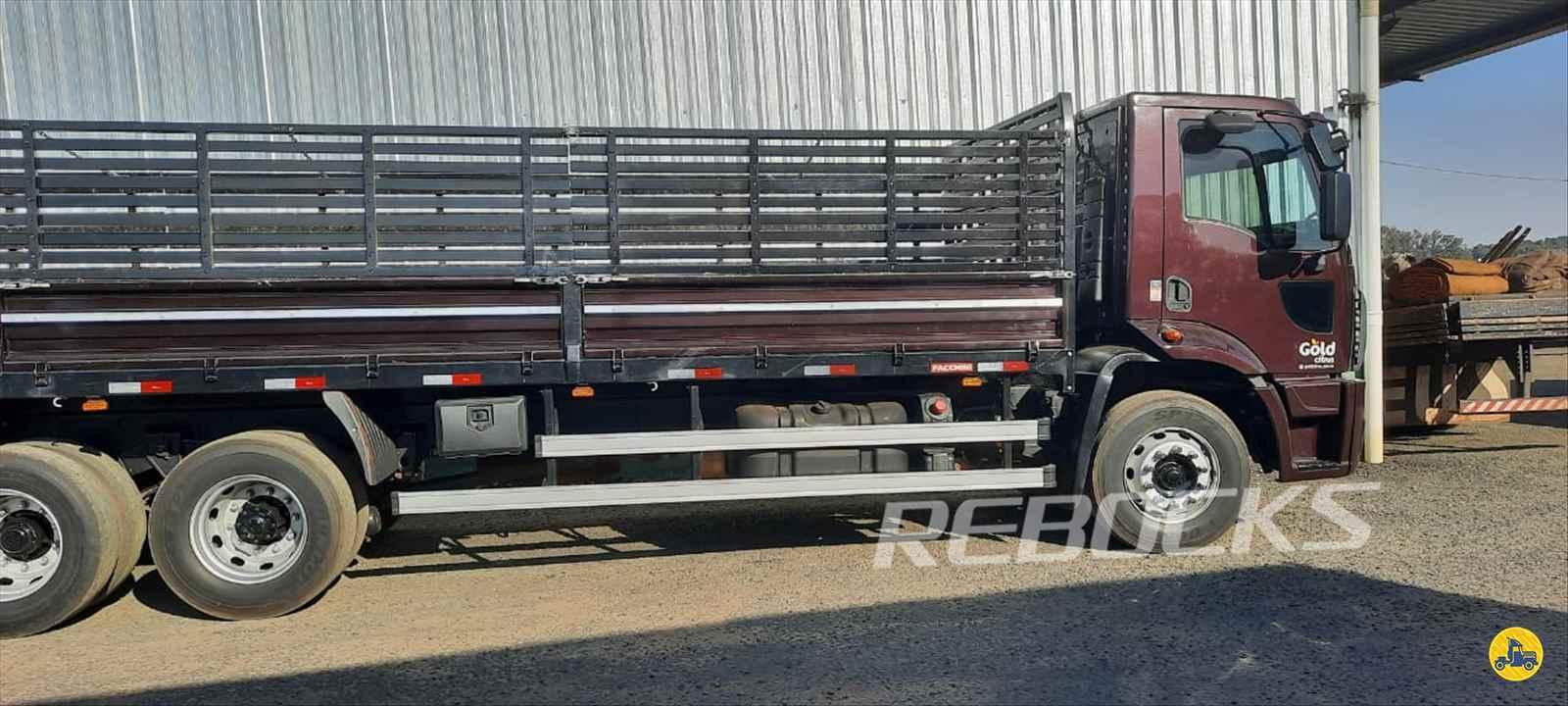 CAMINHAO FORD CARGO 2429 Carga Seca Truck 6x2 Rebocks LIMEIRA SÃO PAULO SP