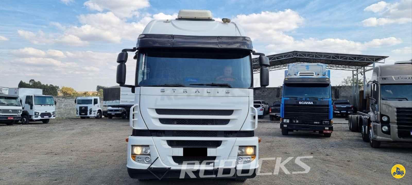 STRALIS 460 de Rebocks - LIMEIRA/SP