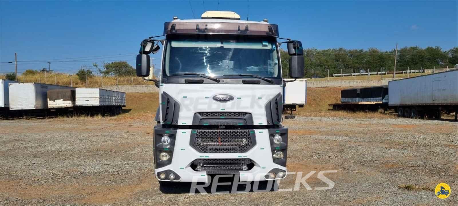 CAMINHAO FORD CARGO 2842 Cavalo Mecânico Truck 6x2 Rebocks LIMEIRA SÃO PAULO SP