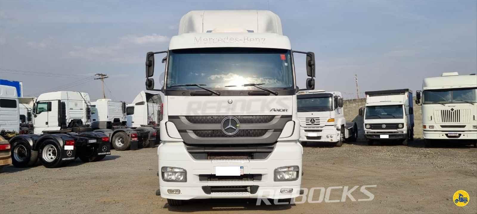 CAMINHAO MERCEDES-BENZ MB 2544 Cavalo Mecânico Truck 6x2 Rebocks LIMEIRA SÃO PAULO SP