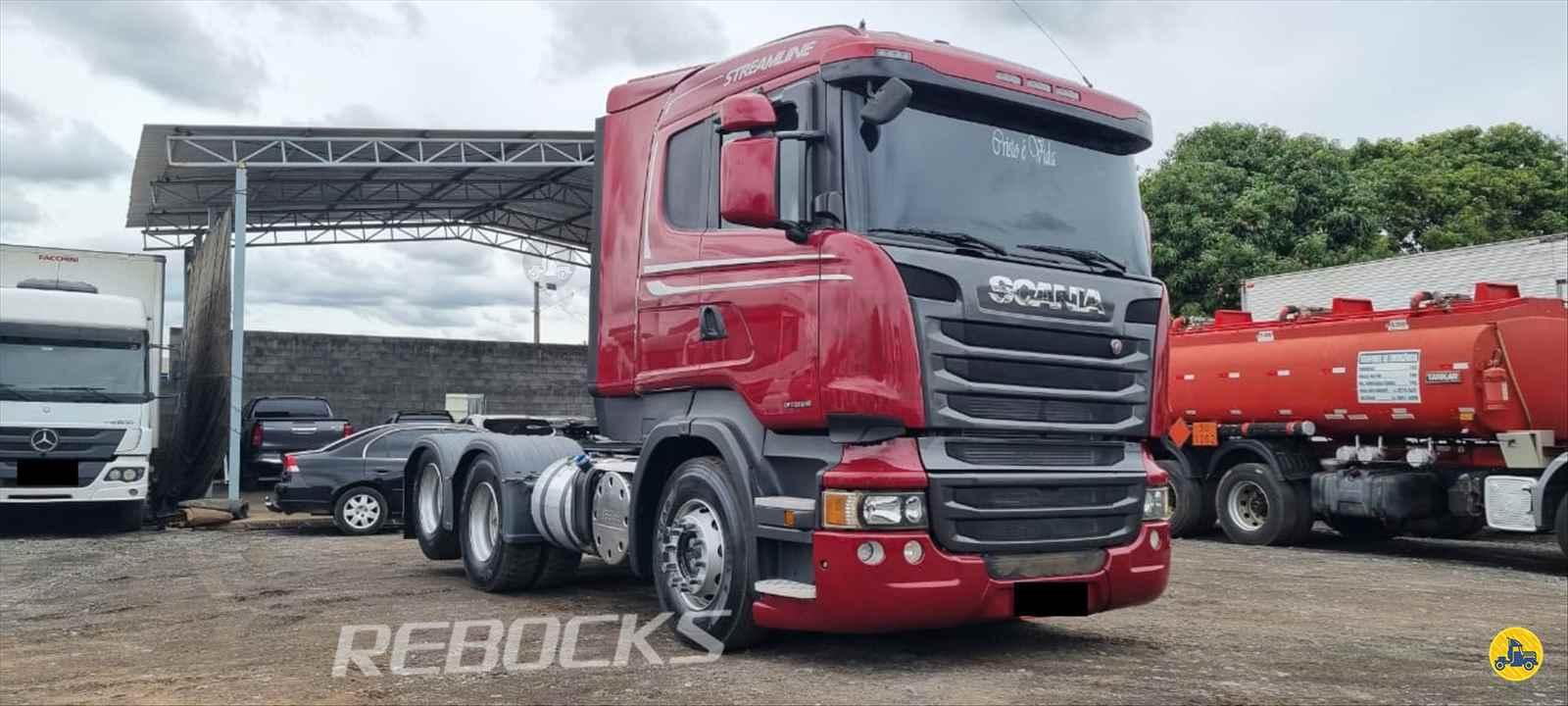 CAMINHAO SCANIA SCANIA 440 Cavalo Mecânico Truck 6x2 Rebocks LIMEIRA SÃO PAULO SP