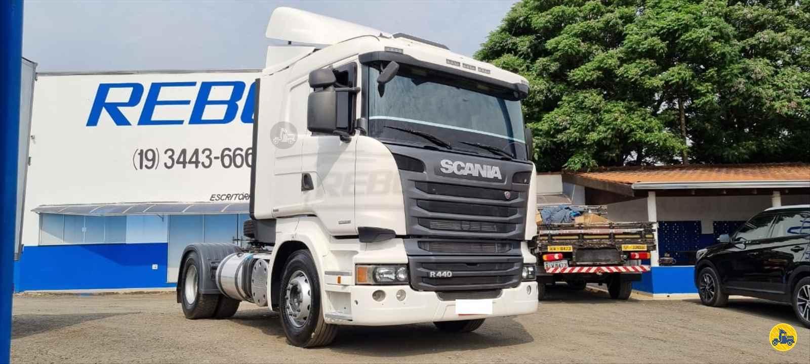 SCANIA 440 de Rebocks - LIMEIRA/SP