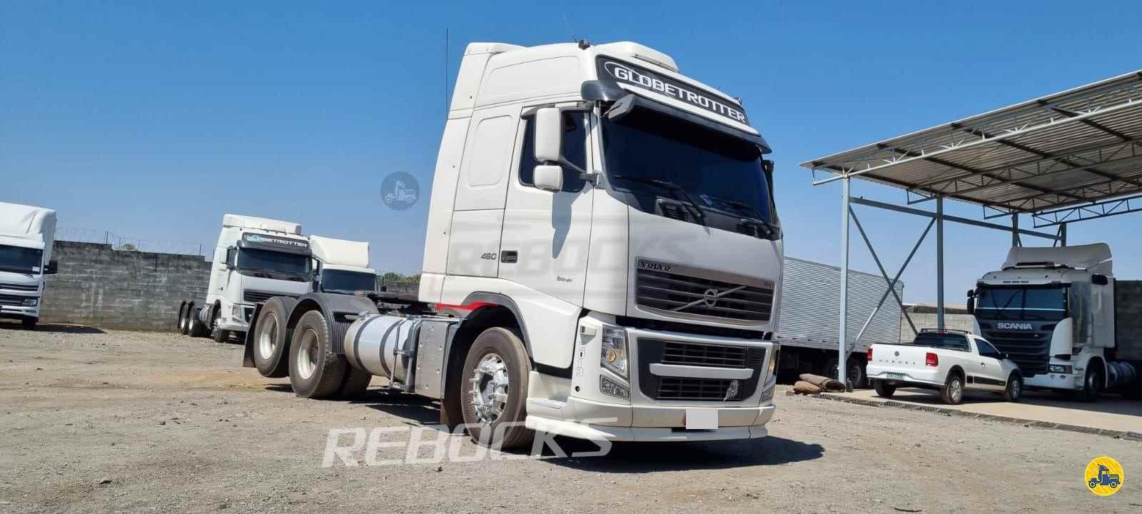 CAMINHAO VOLVO VOLVO FH 460 Cavalo Mecânico Truck 6x2 Rebocks LIMEIRA SÃO PAULO SP