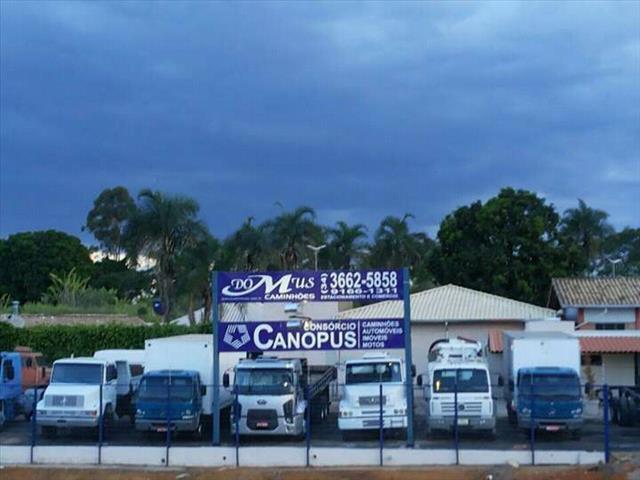 Foto da Loja da Domus Caminhões