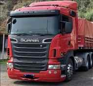 SCANIA SCANIA 400  2013/2013 Davigue Implementos Rodoviários