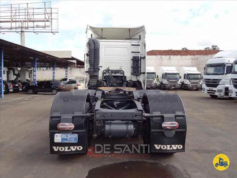 VOLVO VOLVO FH 500 590942km 2013/2013 De Santi Caminhões