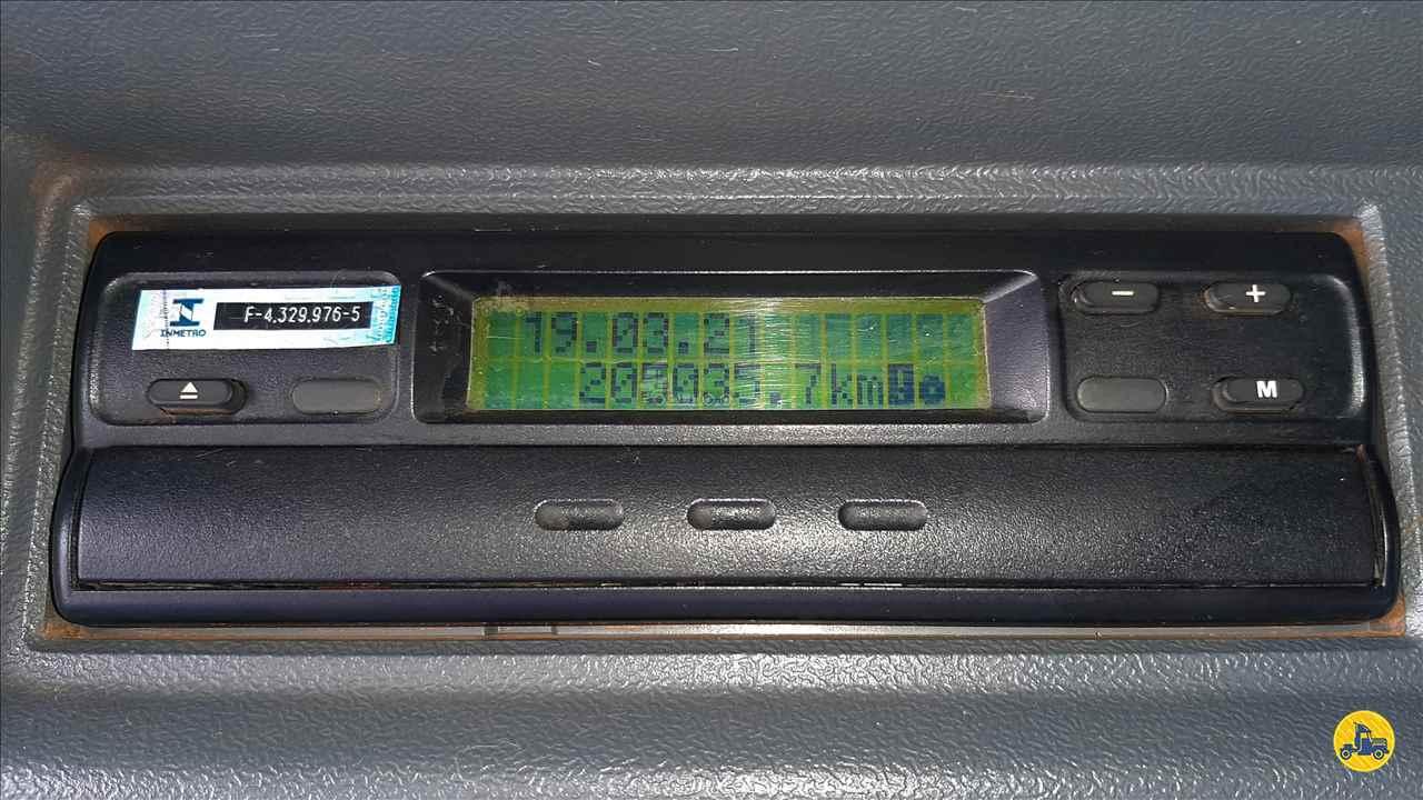 SCANIA SCANIA 124 420 205035km 2009/2009 De Santi Caminhões