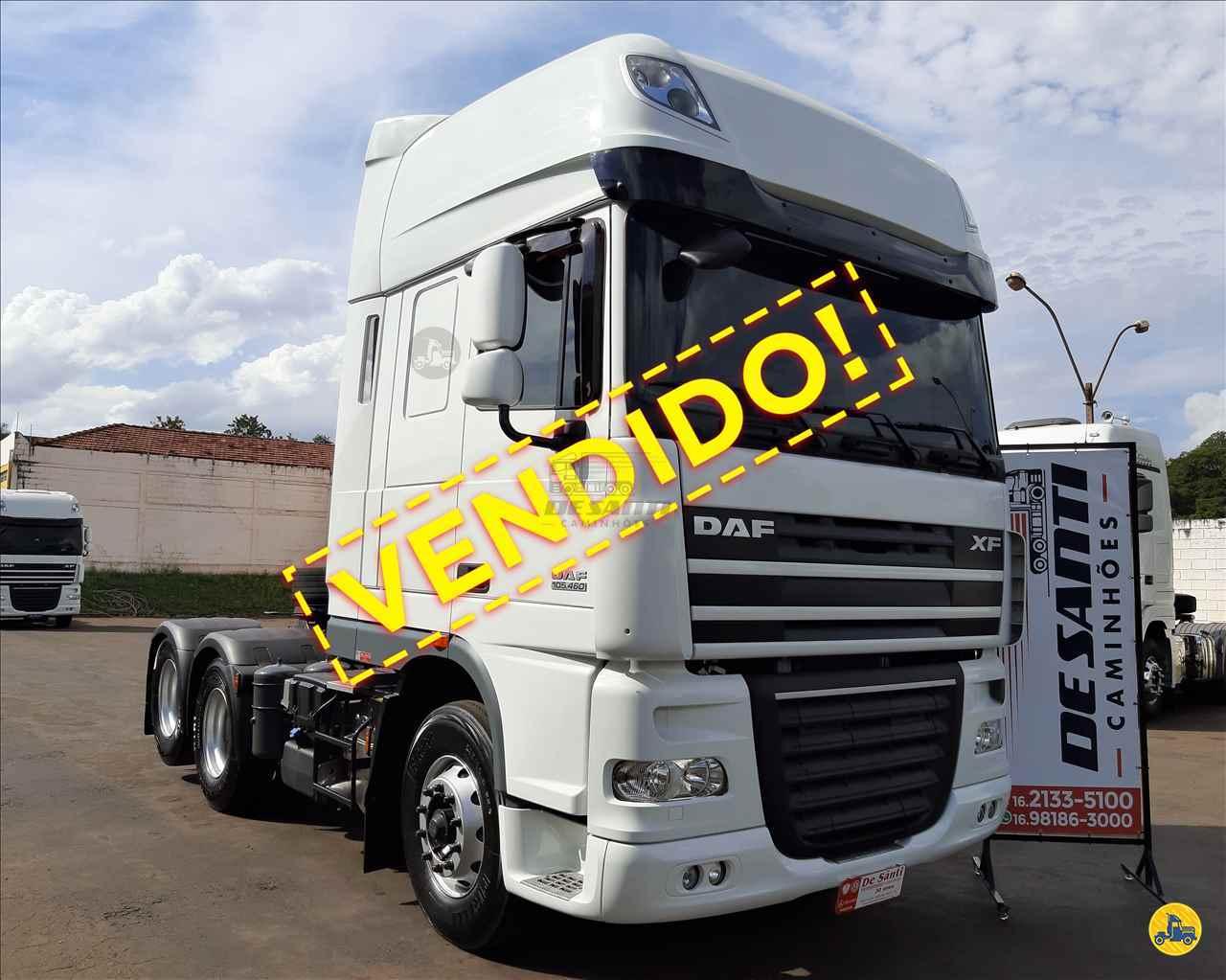 DAF XF105 460 de De Santi Caminhões - RIBEIRAO PRETO/SP