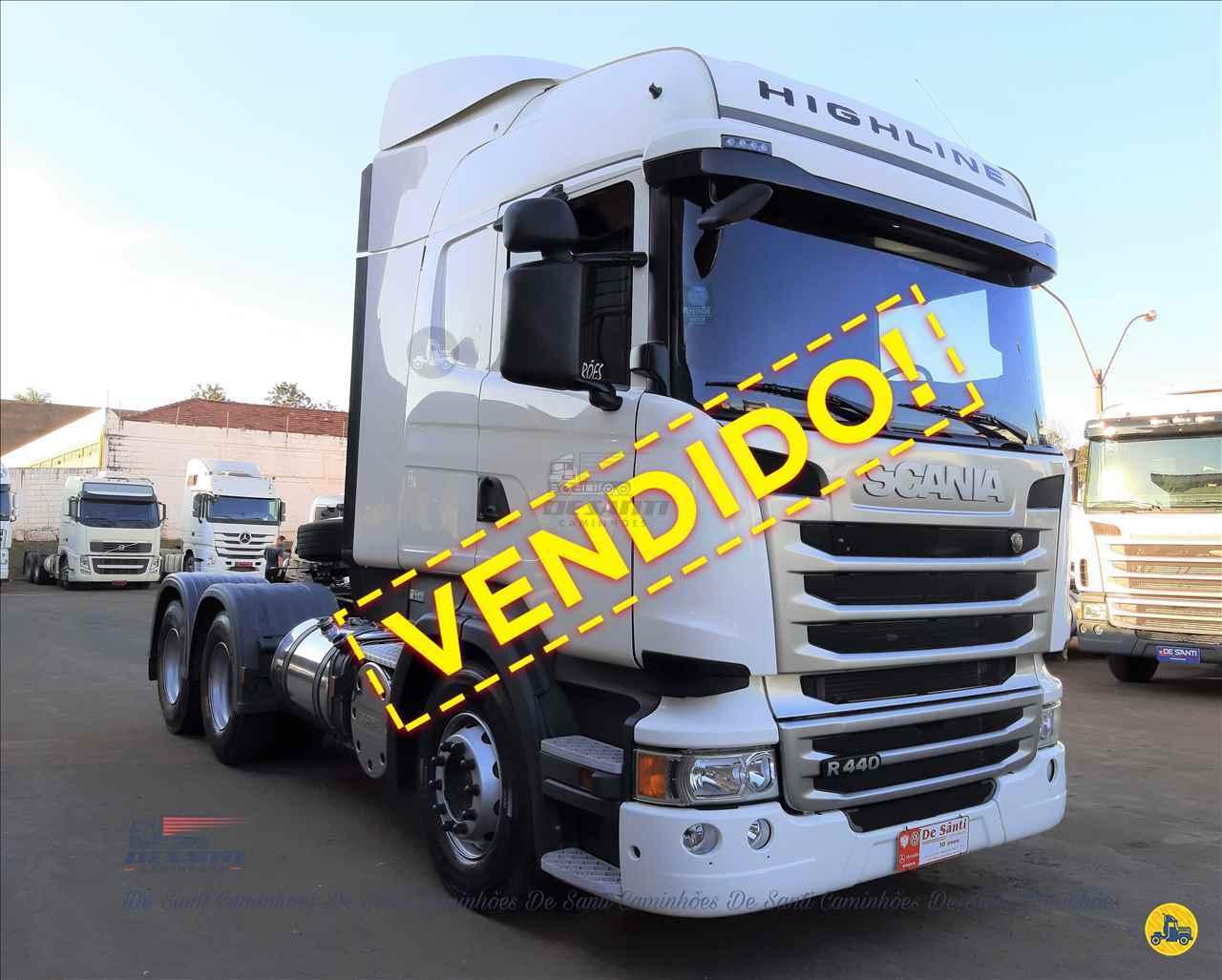 SCANIA 440 de De Santi Caminhões - RIBEIRAO PRETO/SP