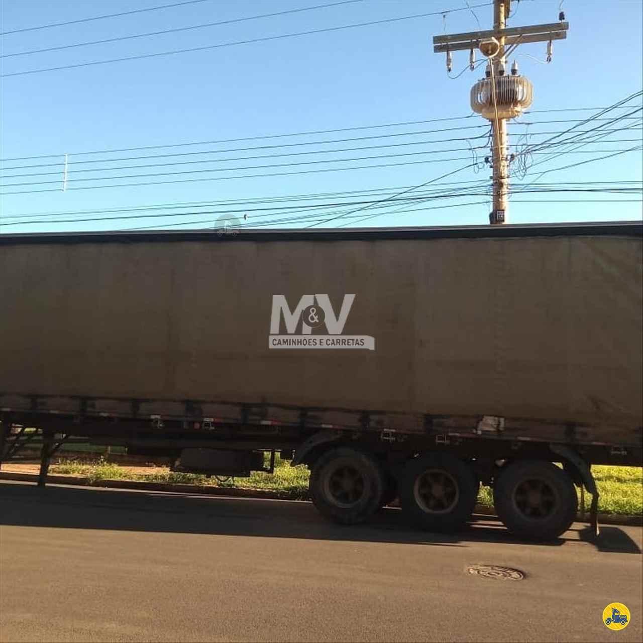 CARRETA SEMI-REBOQUE BAU SIDER Reta M&V Caminhões e Carretas LIMEIRA SÃO PAULO SP