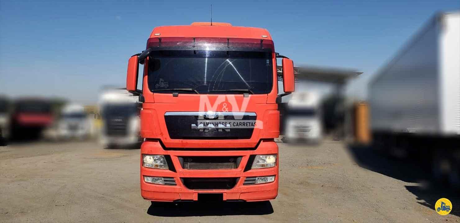 TGX 28 440 de M&V Caminhões e Carretas - LIMEIRA/SP