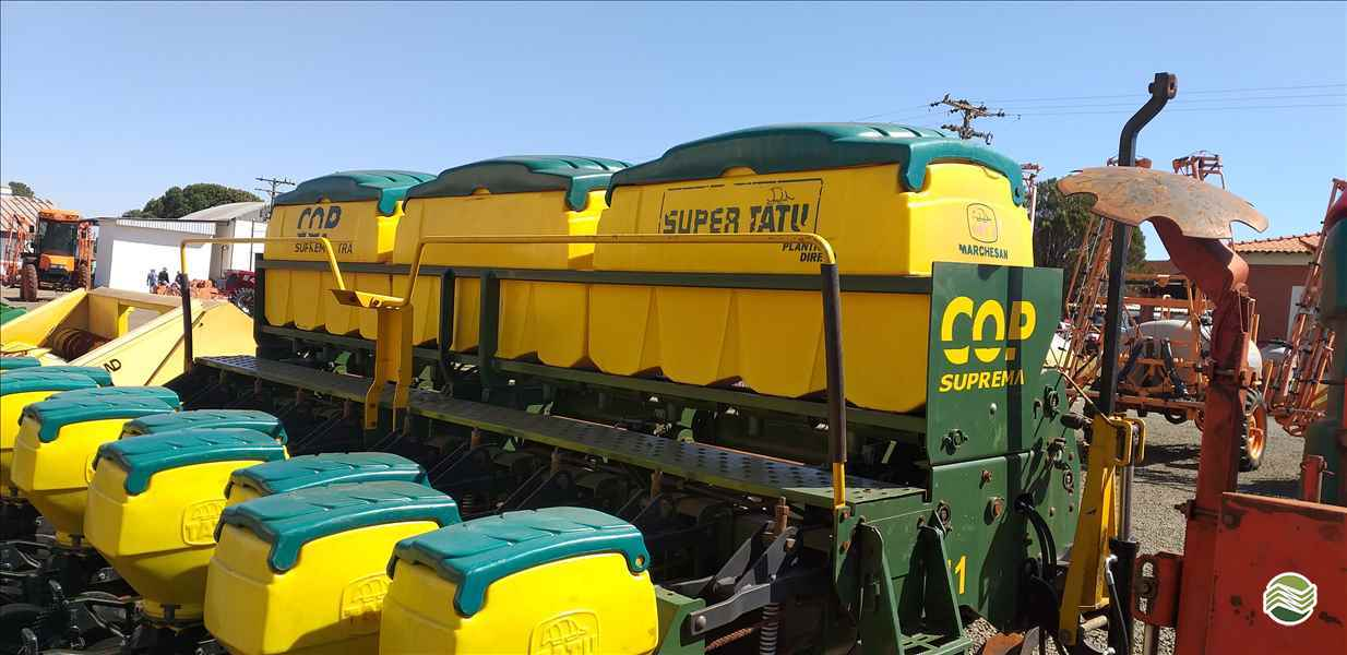TATU COP CE SUPREMA  2003/2003 Central Máquinas - Case