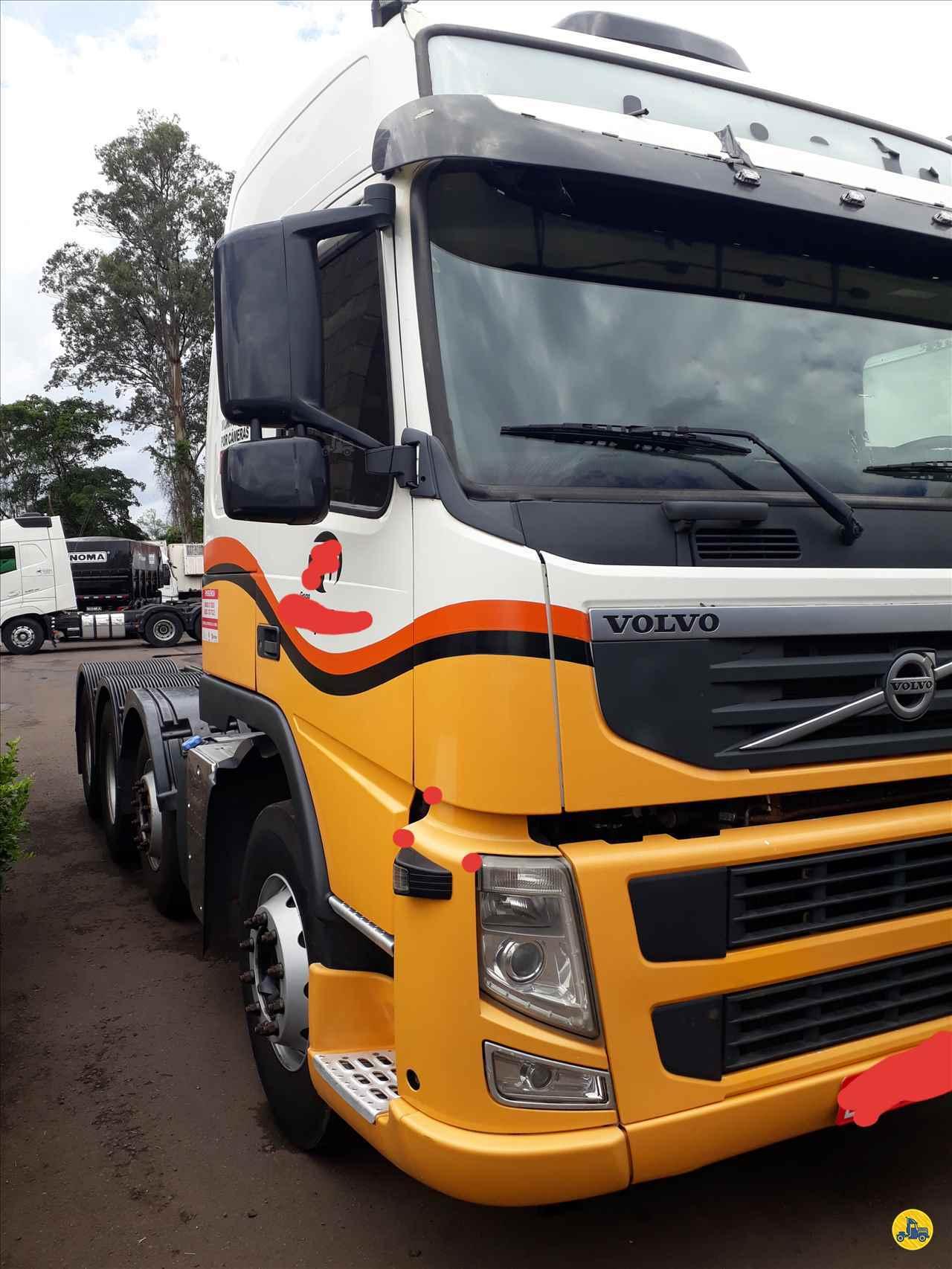 CAMINHAO VOLVO VOLVO FM 370 Cavalo Mecânico BiTruck 8x2 Técnica Implementos Rodoviários - NOMA REGENTE FEIJO SÃO PAULO SP