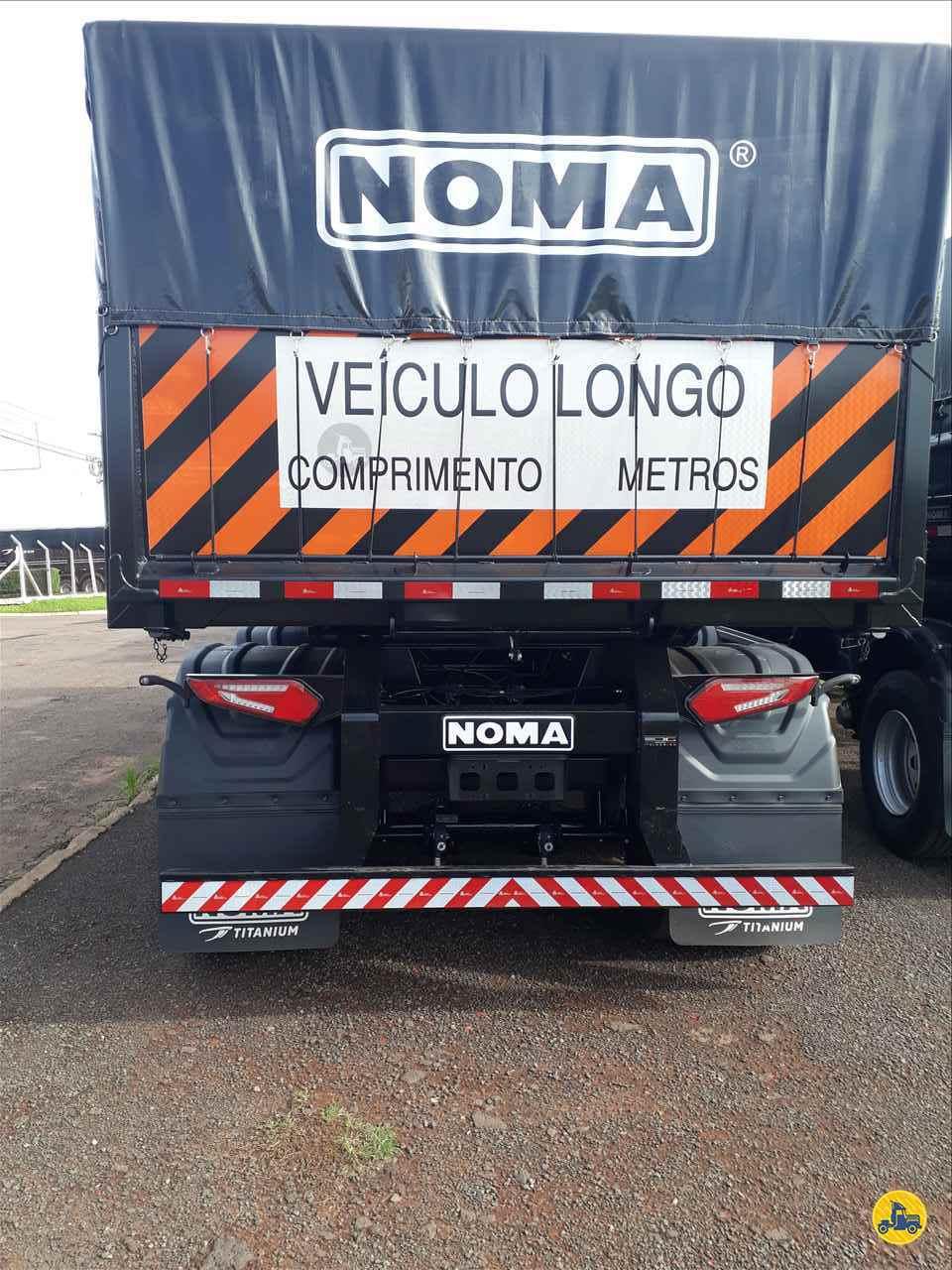 RODOTREM BASCULANTE  2021/2021 Técnica Implementos Rodoviários - NOMA