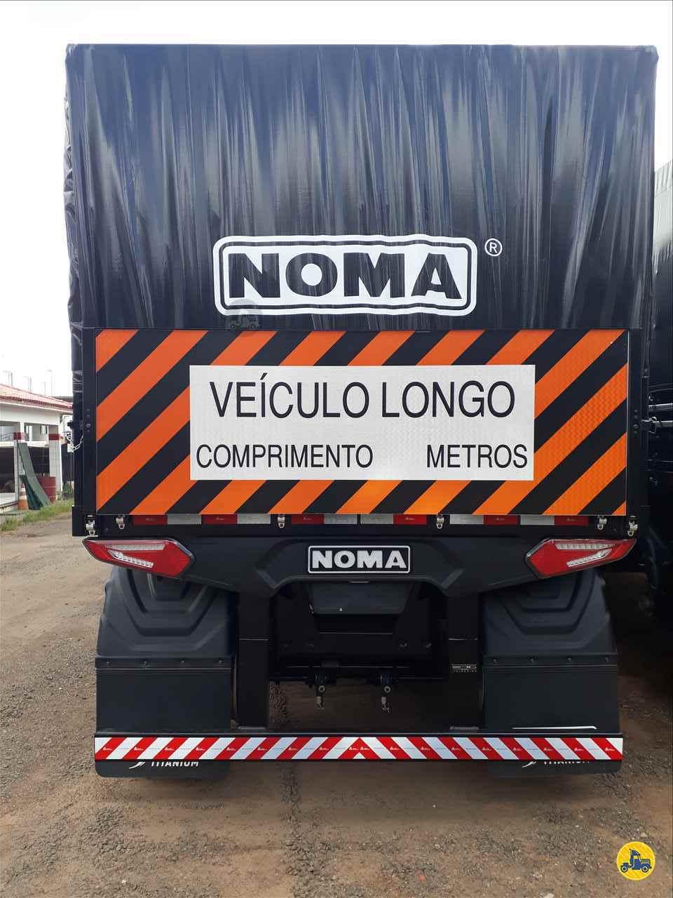 RODOTREM GRANELEIRO  2021/2021 Técnica Implementos Rodoviários - NOMA