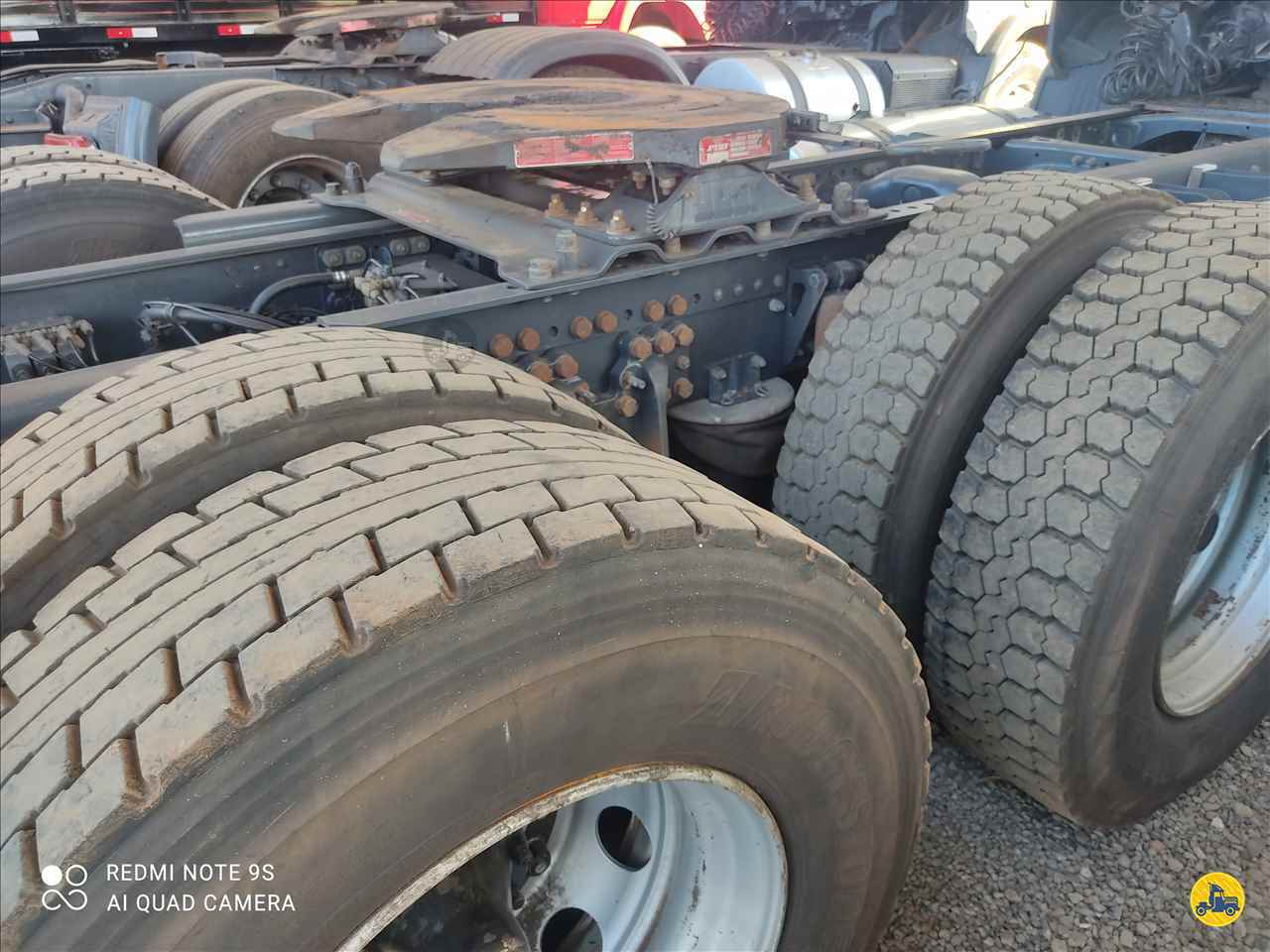 SCANIA SCANIA 420 100km 2011/2012 Rodomati Caminhões