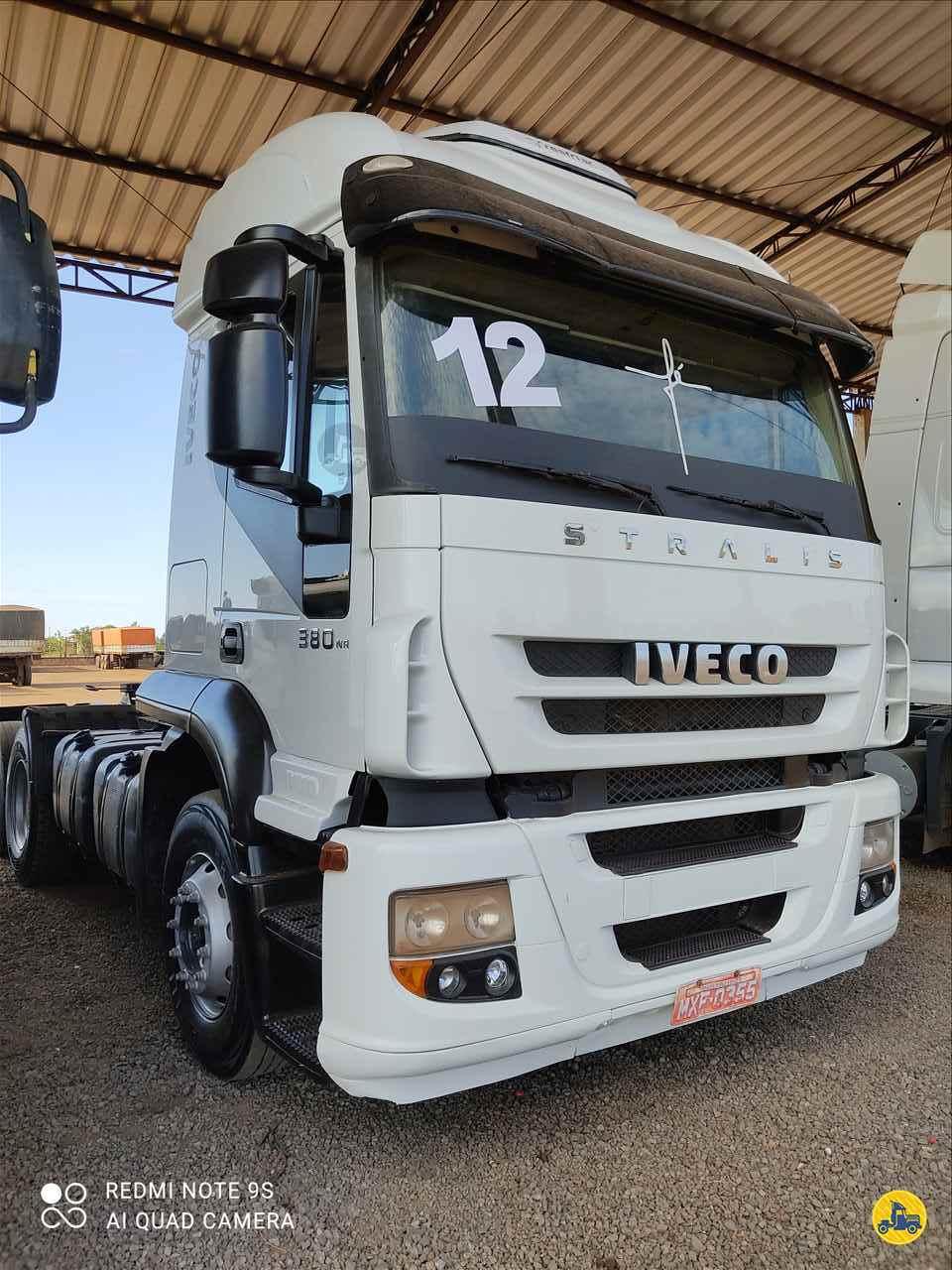 CAMINHAO IVECO STRALIS 380 Cavalo Mecânico Truck 6x2 Rodomati Caminhões PARANAVAI PARANÁ PR