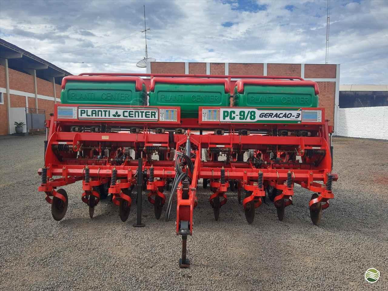 PLANTADEIRA PLANTI CENTER PENTA PC 9/8 GR Máquinas Agrícolas ARAPONGAS PARANÁ PR