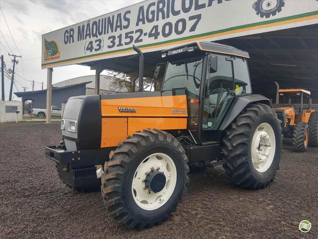 TRATOR VALTRA VALTRA BH 140 Tração 4x4 GR Máquinas Agrícolas ARAPONGAS PARANÁ PR