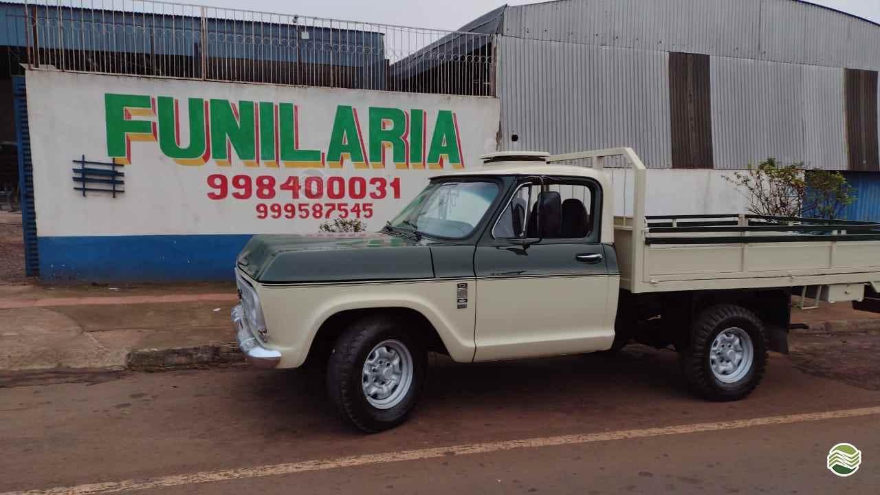 UTILITARIOS GM - Chevrolet D10 Zanella Tratores CAMPO MOURAO PARANÁ PR
