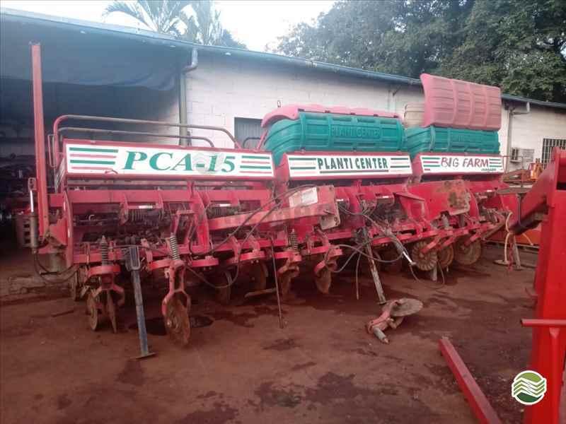 PLANTADEIRA PLANTI CENTER BIG FARM PCA 15 Campal Máquinas CAMPO MOURAO PARANÁ PR