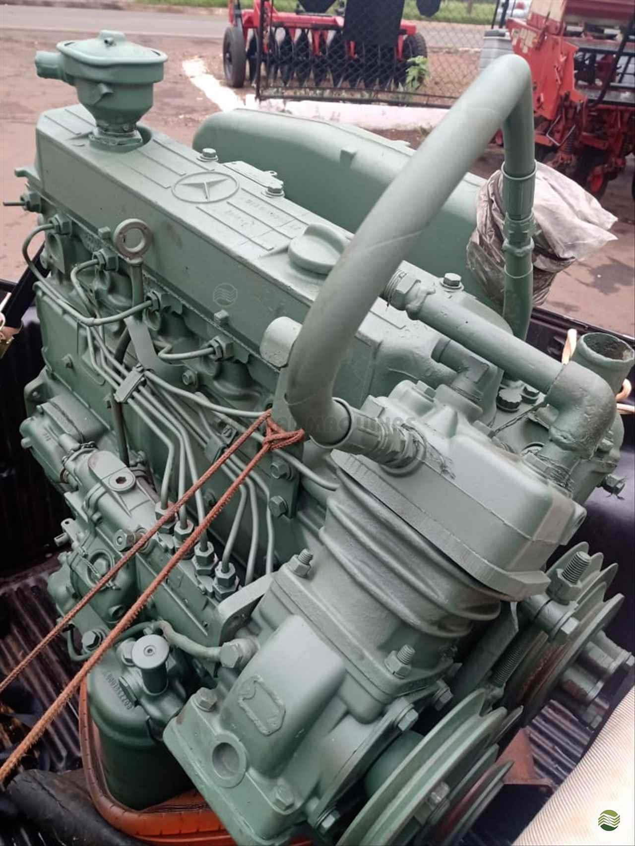 CAMINHAO MERCEDES-BENZ MB 1113 Chassis Toco 4x4 Campal Máquinas CAMPO MOURAO PARANÁ PR