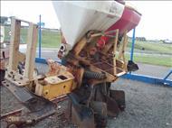 SULCADOR 2 LINHAS ADUBADOR  2006/2006 Agrinegócios