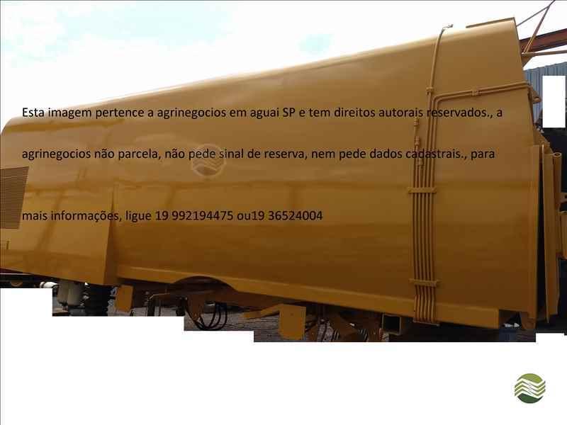 TOCO COLETOR LIXO 40km 2015 Agrinegócios