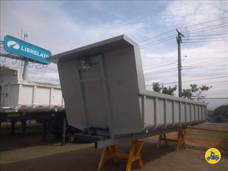 TRUCK BASCULANTE  2020 Zambon Equipamentos Rodoviários