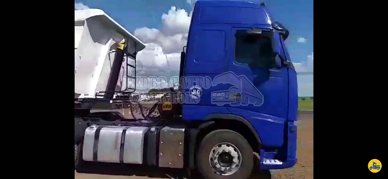 CAMINHAO VOLVO VOLVO FH 540 Cavalo Mecânico Traçado 6x4 Pedro Gatto Caminhões MARINGA PARANÁ PR