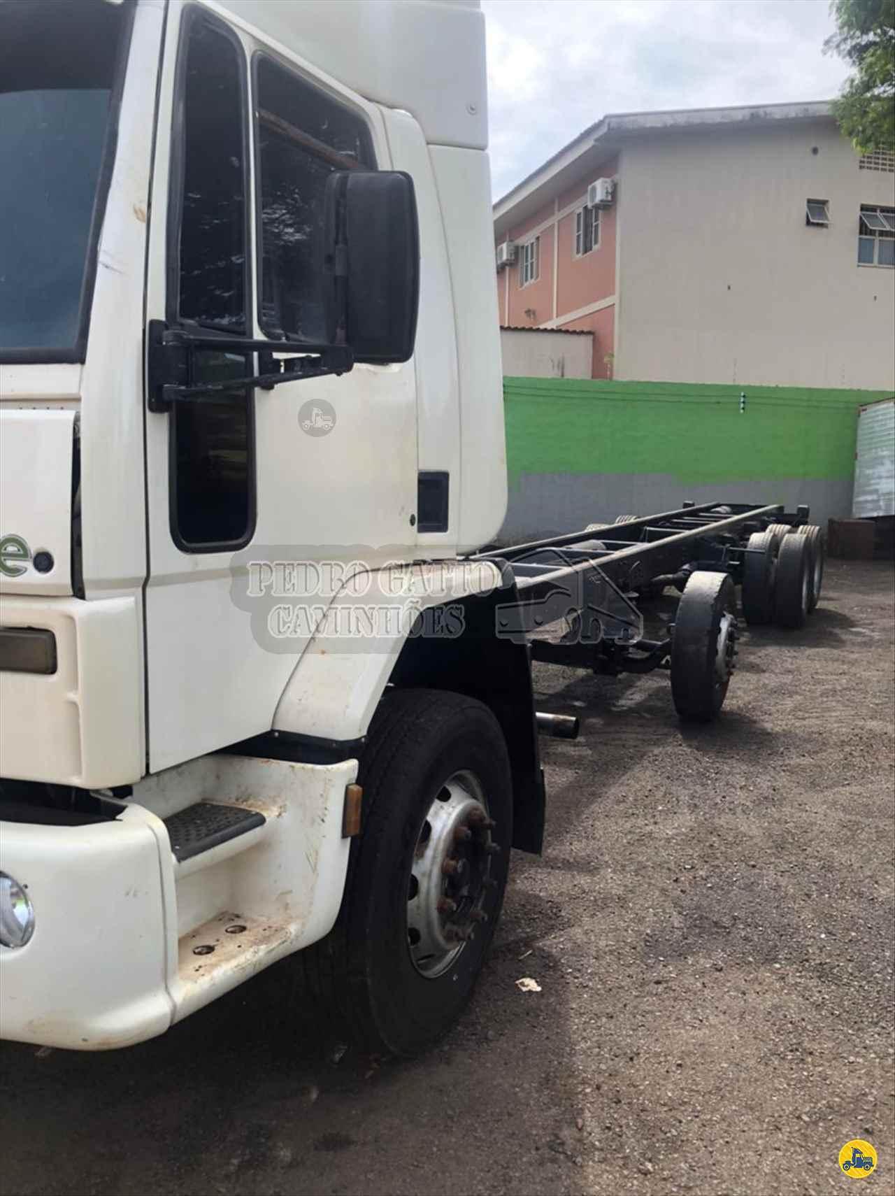 CAMINHAO FORD CARGO 2428 Chassis Toco 4x2 Pedro Gatto Caminhões MARINGA PARANÁ PR