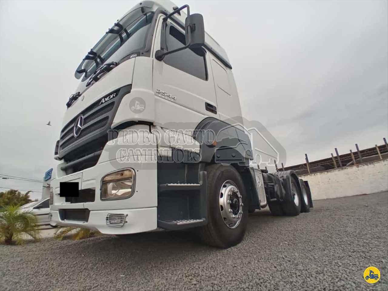 CAMINHAO MERCEDES-BENZ MB 2544 Cavalo Mecânico Truck 6x2 Pedro Gatto Caminhões MARINGA PARANÁ PR